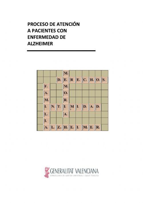PROCESO DE ATENCIÓN A PACIENTES CON ENFERMEDAD DE ALZHEIMER