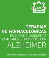 TERAPIAS NO FARMACOLÓGICAS EN LAS ASOCIACIONES DE FAMILIARES DE PERSONAS CON ALZHEIMER